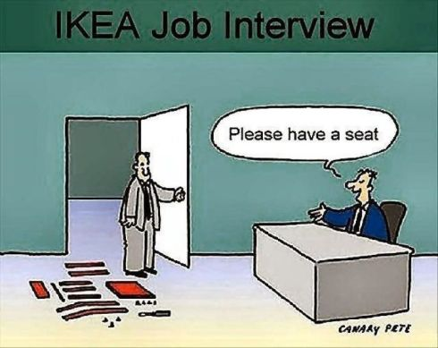 Ikea-job-interview